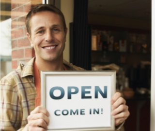CFCU is open for small businesses