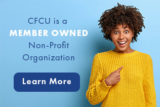 C F C U is member owned non profit organization
